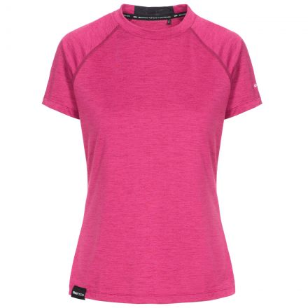 Rhea Women's DLX Eco-Friendly T-Shirt - BEM