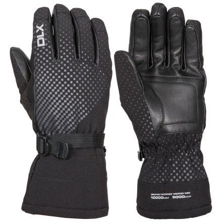 Alazo DLX High Performance Ski Gloves - BLK