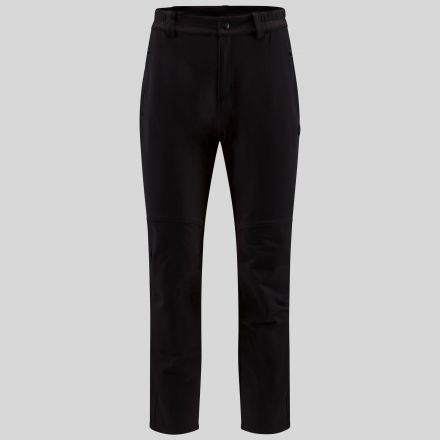 Alessio Men's DLX Water Resistant Trousers in Black