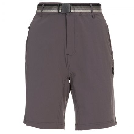 Appleton Women's DLX Walking Shorts in Grey