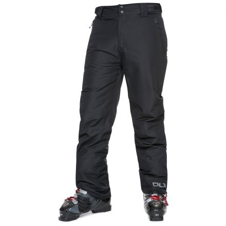 Coffman Men's DLX Ski Trousers in Black