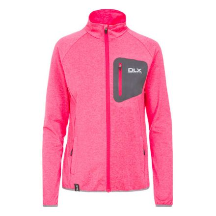 Darby Womens Full Zip Active Jacket - RBM, Front view on mannequin