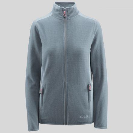 Kelsay Women's Fleece  in Grey