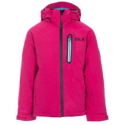 Luwin Kids' DLX RECCO Ski Jacket - CAS