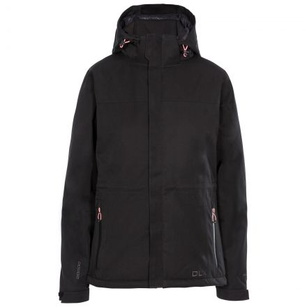 Mendell Women's DLX Padded Waterproof Jacket - BLK