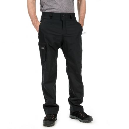 Higgins Men's DLX Active Trousers in Black