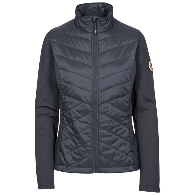 Magda Women's DLX Active Padded Jacket - BLK