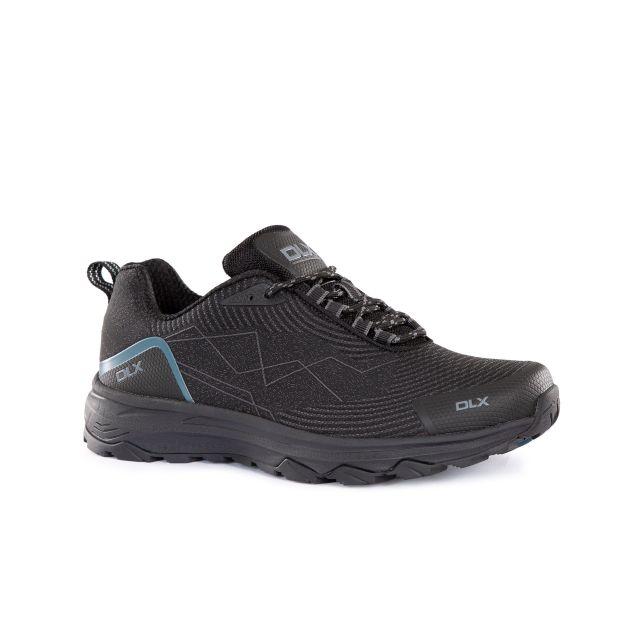 Gaken Men's DLX Walking Shoes - BLK
