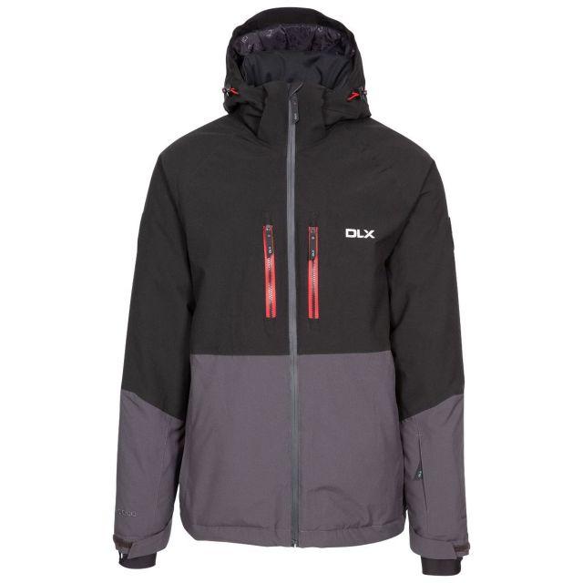 Nelson Men's DLX RECCO Ski Jacket - DAG