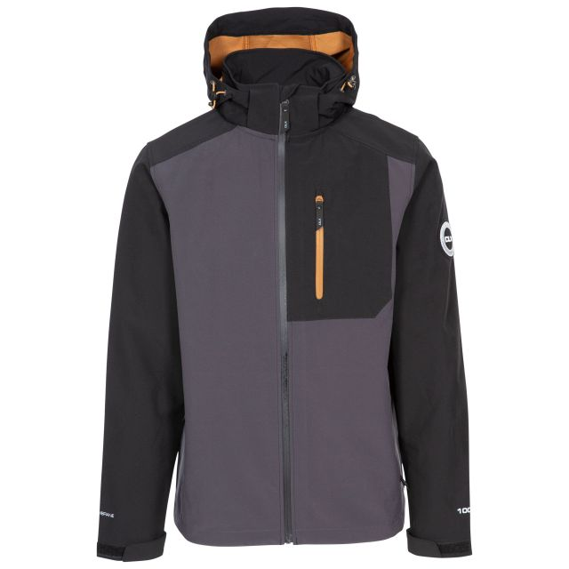 Lutz Men's DLX Softshell Jacket - DAG