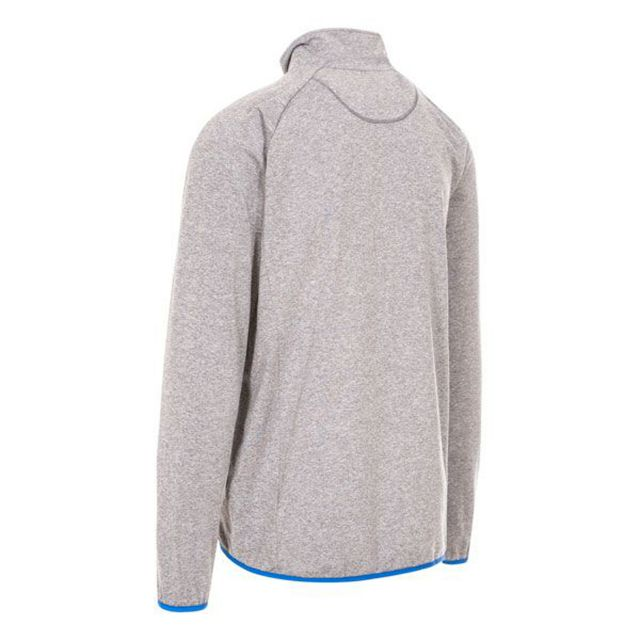 Colson Mens Long Sleeved Active Top in Light Grey