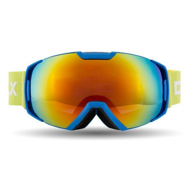 Oath Kids Mirrored Ski Goggles in Blue