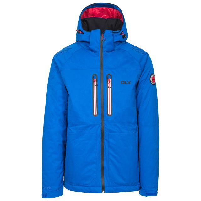 Allen Mens Waterproof Ski Jacket - BLU
