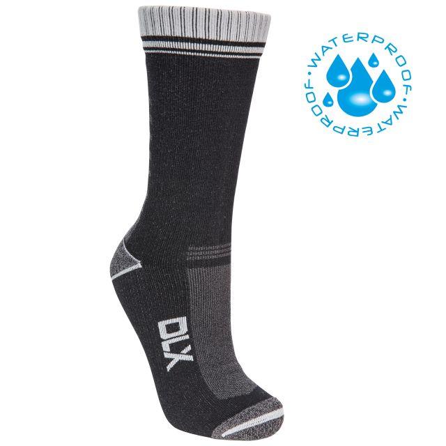 Amphibian Adults Waterproof Socks in Black