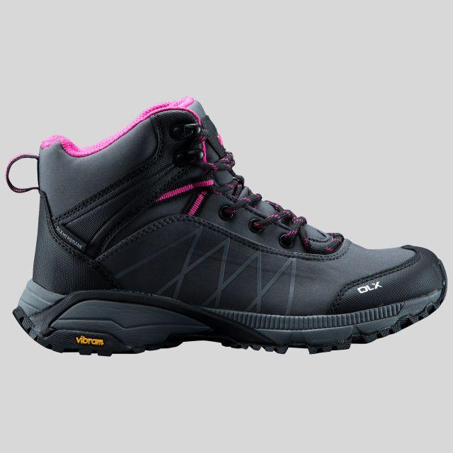 Arlington II Womens Walking Boots  in Grey
