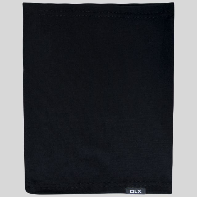 Asuka Adults Ultra Soft Merino Wool Neck Warmer in Black