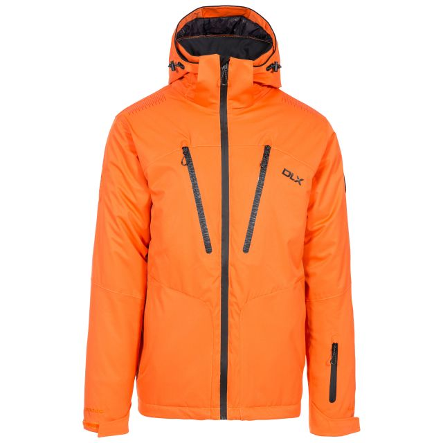 Banner Men's DLX Waterproof RECCO Ski Jacket - ORA