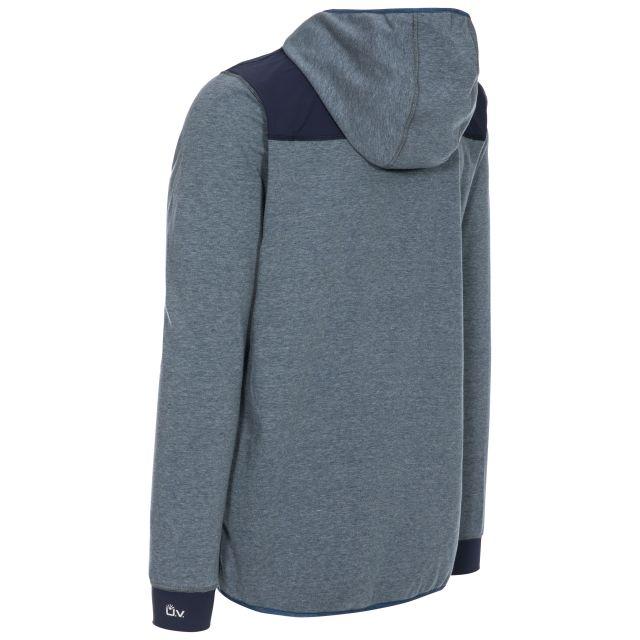 Barnes Mens Quick Dry Hoodie - NVM