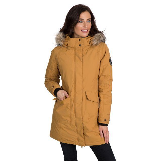 Bettany Womens Waterproof Down Parka Jacket - SAN