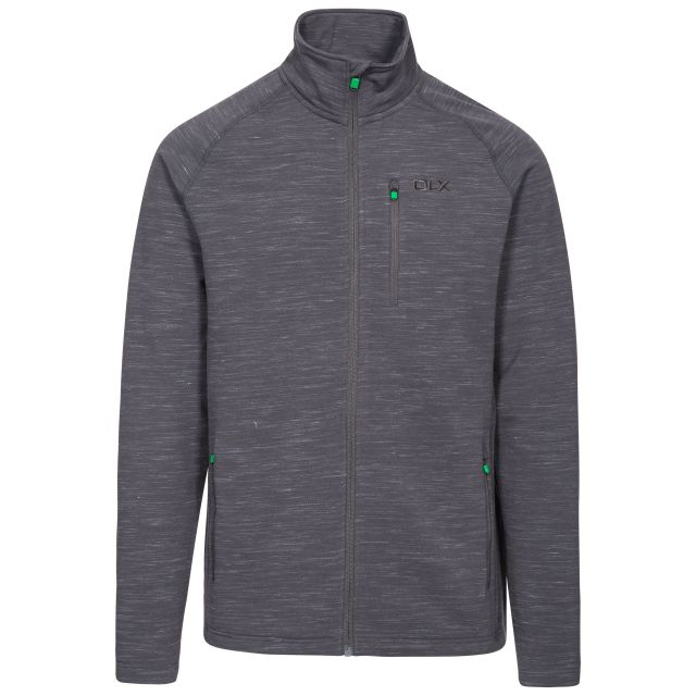 Brolin Mens Zipper Fleece - GRM