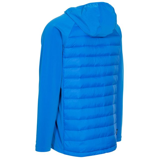 Cade Mens Hydrophobic Down Jacket - BLU