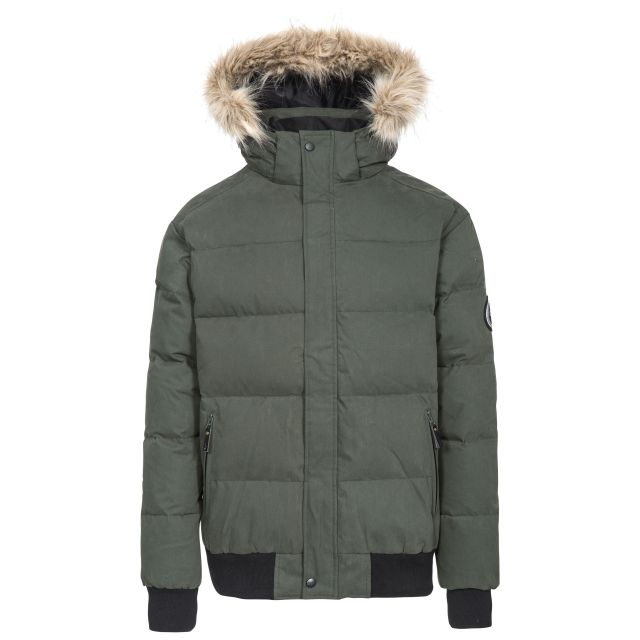 Calgary Mens Down Jacket - OLI