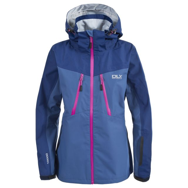 Calissa Women's DLX Hooded Waterproof Jacket  - NVT