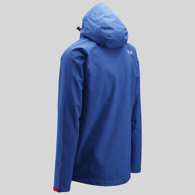 Caspar Mens Waterproof Jacket in Navy