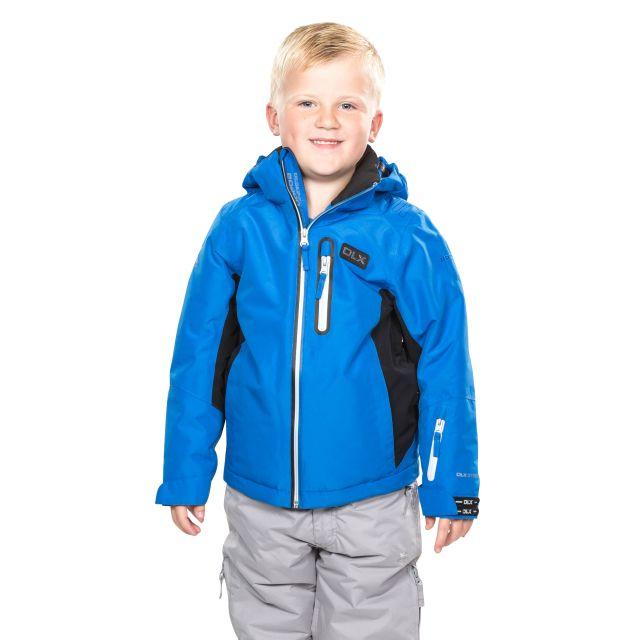 Castor Kids' Ski Jacket in Blue