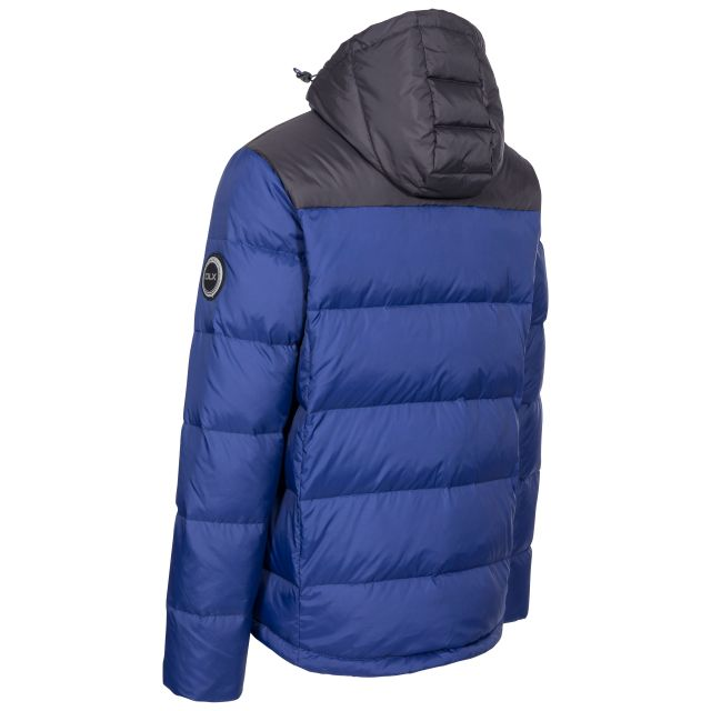 Cavanaugh Men's DLX Down Jacket in Blue