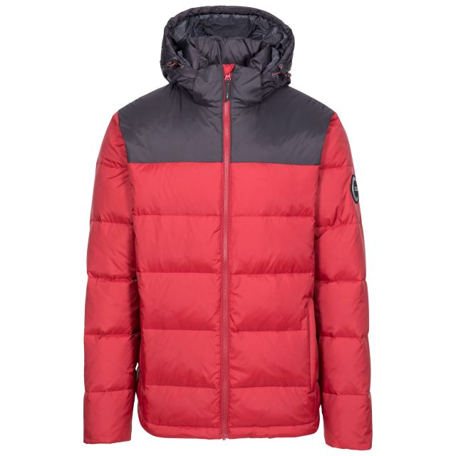 Cavanaugh Men's DLX Down Jacket - Merlot