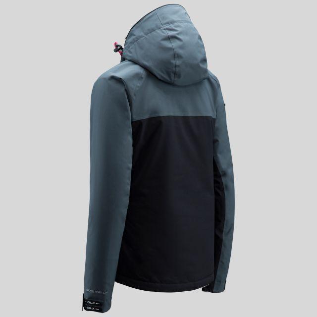 Crista Women's DLX Ski Jacket in Black