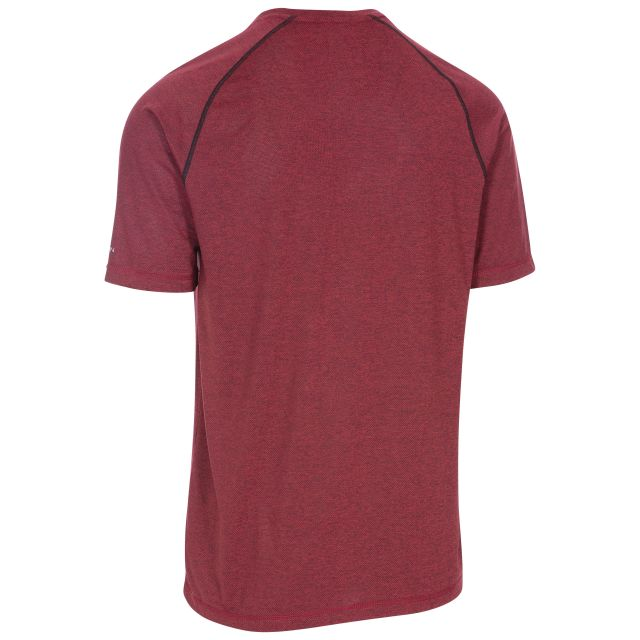 Deckard Mens Round Neck Active T-shirt - RML
