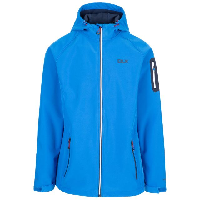 Delgado Mens Softshell Jacket - BLU