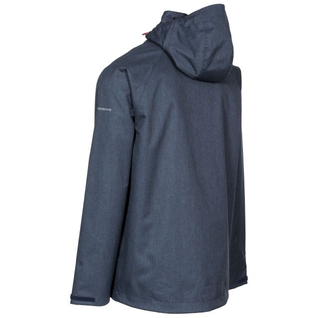 Dupree Mens Waterproof Jacket - NVM