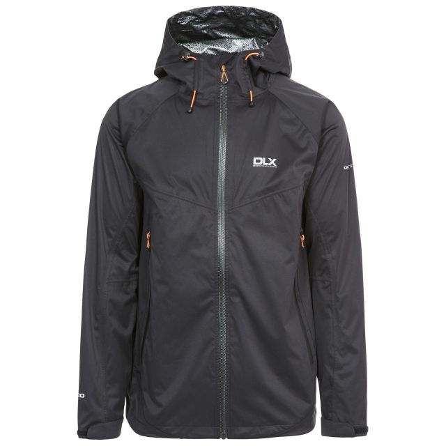 Edmont 2.0 Mens Waterproof Jacket in Black