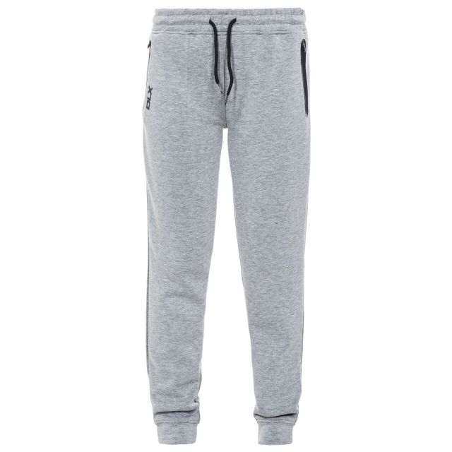 Elara Womens Tracksuit Bottoms in Light-Grey