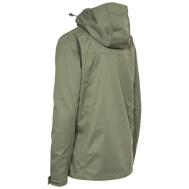 Emeson Womens Hooded Waterproof Jacket - MS1