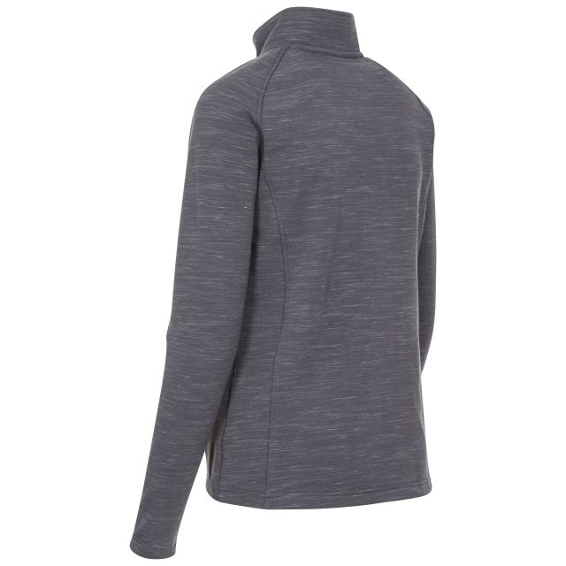 Erinn Womens Antibacterial Quick Dry Fleece Jacket in Light-Grey