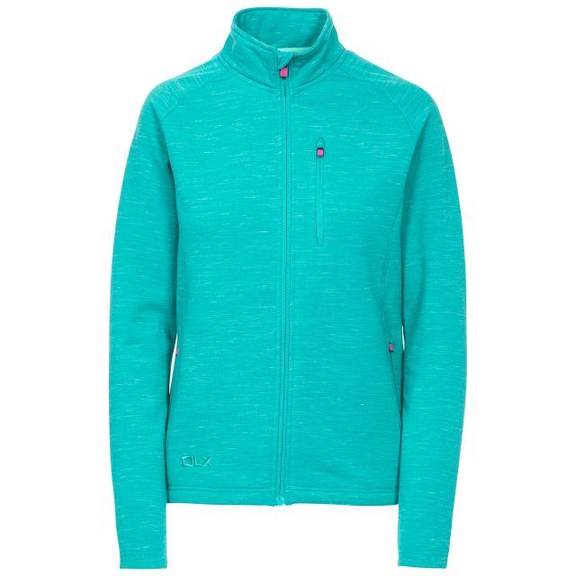 Erinn Womens Antibacterial Quick Dry Fleece Jacket - OGM, Front view on mannequin