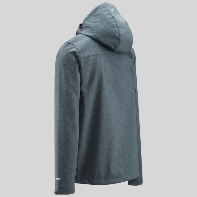 Ferguson 2.0 Mens Softshell Jacket in Grey