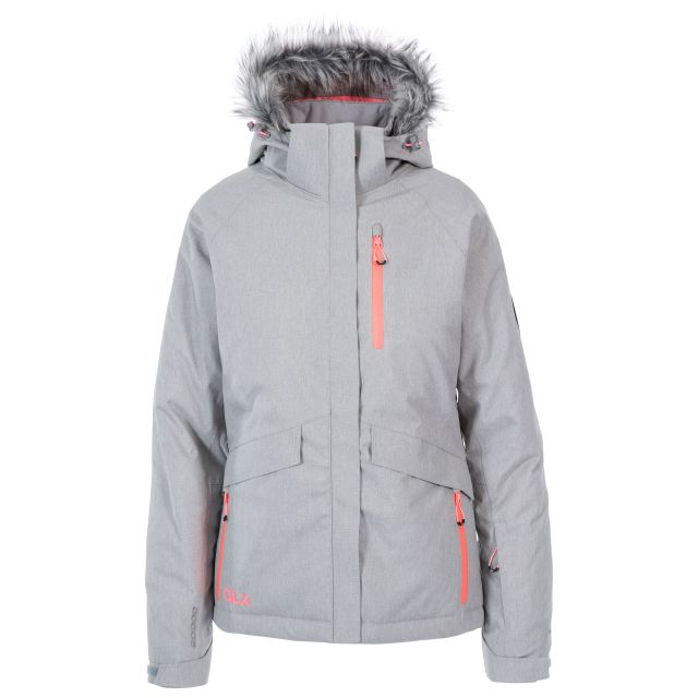 Francesca Women's DLX  Waterproof RECCO Ski Jacket - PMR