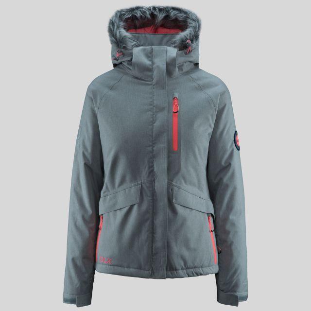Francesca Women's DLX  Waterproof RECCO Ski Jacket - PMR