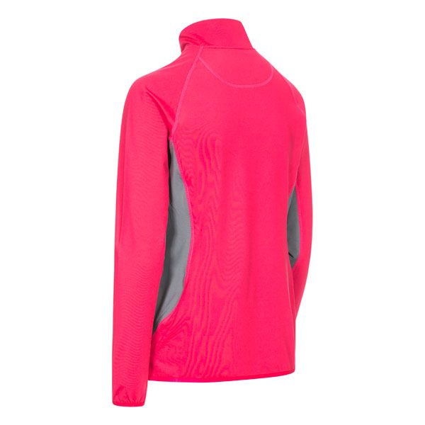 Frey Womens 1/4 Zip Pull Over Active Top - RAS