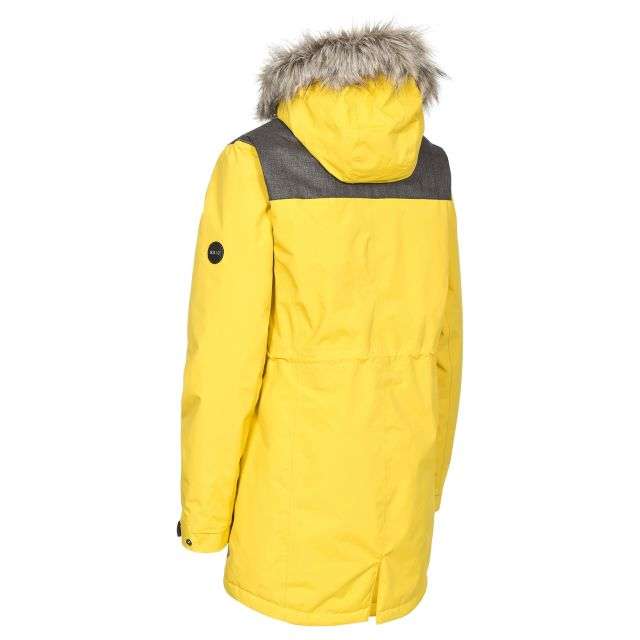 Garner Womens Waterproof Jacket - GLD