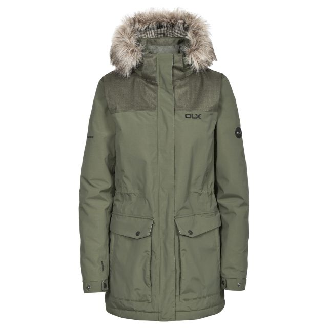 Garner Womens Waterproof Jacket - MS1