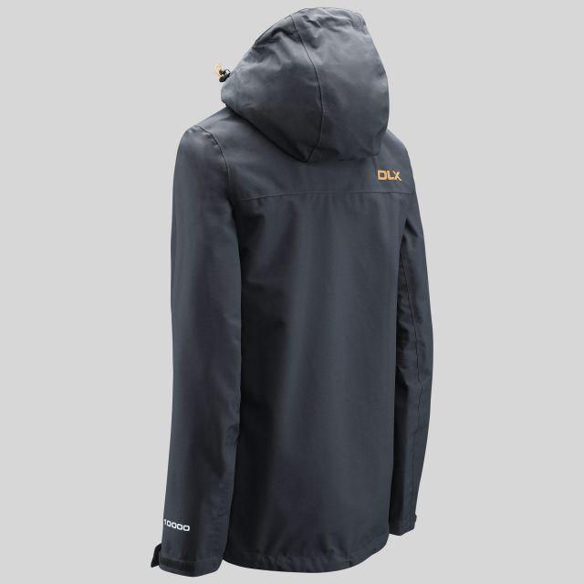 Gayle Womens Waterproof Jacket in Grey