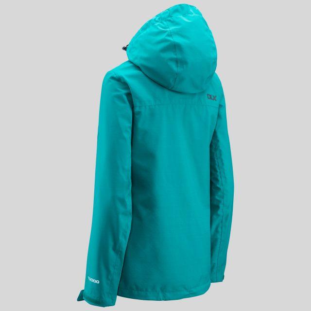 Gayle Womens Waterproof Jacket in Green
