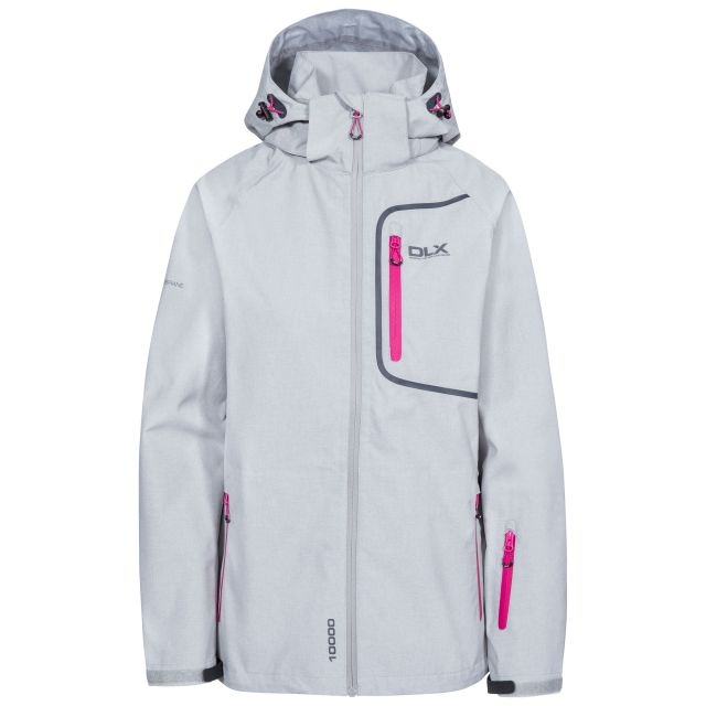 Gita II Womens Breathable Waterproof Jacket - QZM