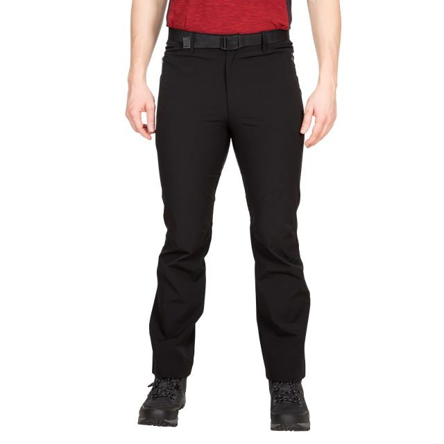 Hartley Men's DLX Walking Trousers in Black